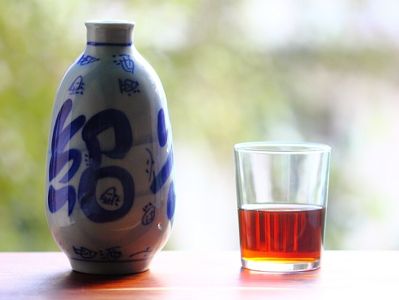 5-year-aged Shaoxing wine